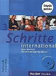 Schritte international 3 Kurs und Arbeitsbuch mit CD zum AB PL und Zeszyt ucznia XXL