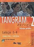 Tangram aktuell 2 L.1-4 Kurs und Arbeitsbuch mit CD zum Arbeitsbuch PL