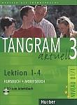Tangram aktuell 3 L.1-4 Kurs und Arbeitsbuch mit CD zum AB