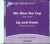 We Won The Cup / Up and Down (Audio CD) We Won The Cup / Up and Down (Audio CD)