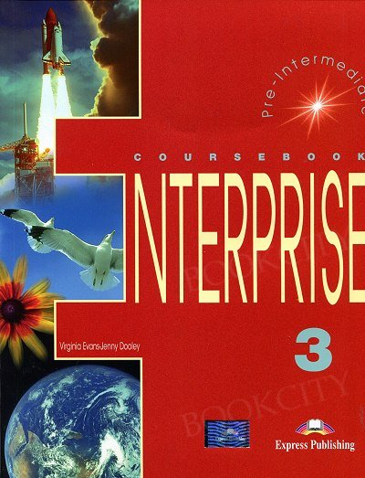 Enterprise 3 Pre-Intermediate podręcznik