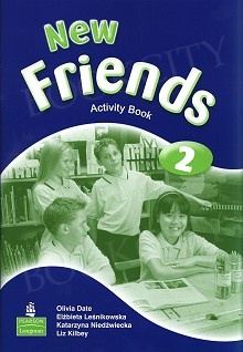 New Friends 2 ćwiczenia