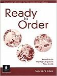 Ready to Order książka nauczyciela