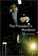 The President's Murderer Book