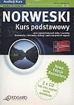 Norweski Kurs podstawowy (2 x Audio CD) Nowa Edycja