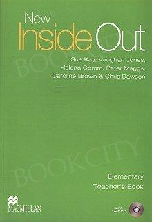 New Inside Out Elementary książka nauczyciela