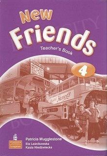 New Friends 4 Teacher's Book