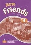 New Friends 4 książka nauczyciela