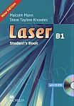 Laser B1 (New Edition) Student's Book with CD-ROM