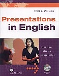 Presentations In English Student's Book & DVD Pack