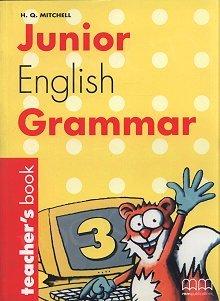 Junior English Grammar 3 książka nauczyciela