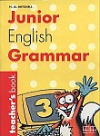Junior English Grammar 3 Teacher's Book