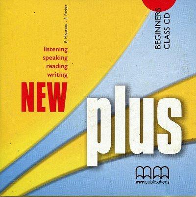 New Plus Beginners Class CDs