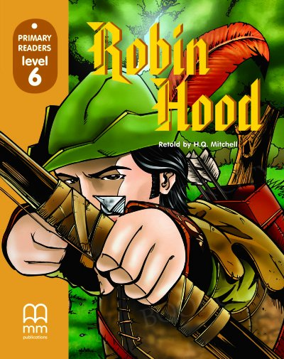 Robin Hood Book with Audio CD/CD-ROM