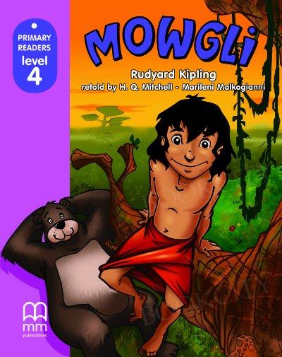 Mowgli Book with Audio CD/CD-ROM