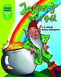 Jasper's Pot of Gold Book with Audio CD/CD-ROM