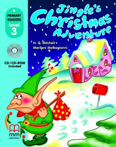 Jingle's Christmas Adventure Book with Audio CD/CD-ROM