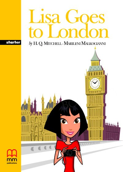Lisa Goes to London Student's Book