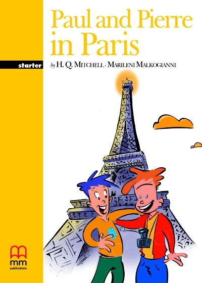 Paul and Pierre in Paris Student's Book