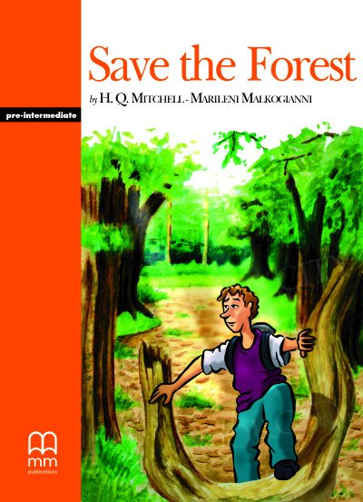 Save The Forest Student's Book