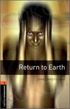 Return to Earth Book