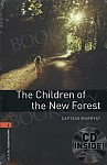 The Children of the New Forest Book and CD