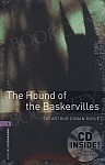 The Hound of the Baskervilles Book and CD