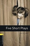 Five Short Plays Playscript Book