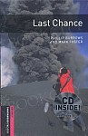 Last Chance Book and CD