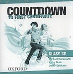 Countdown to First Certificate Class Audio CDs (2)