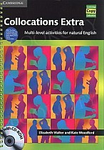 Collocations Extra Games and Activities Paperback with CDROM