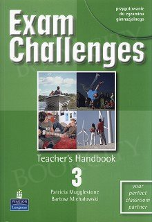 Exam Challenges 3 Teacher's Handbook plus Student's CD-ROM