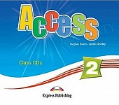 Access 2 Class Audio CDs (set of 4)