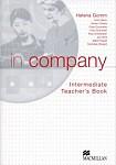 In Company Intermediate książka nauczyciela