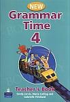 Grammar Time 4 (New Edition) książka nauczyciela