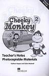Cheeky Monkey 2 książka nauczyciela