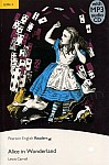 Alice in Wonderland Book with mp3 CD