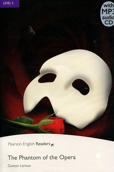 The Phantom of the Opera Book plus mp3