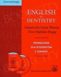 English for dentistry Podręcznik + CD
