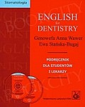 English for dentistry Podręcznik + CD