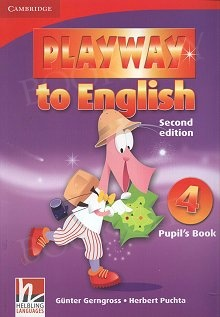 Playway to English 2 ed Level 4 podręcznik