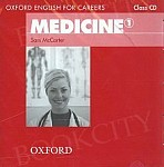Medicine Pre-Intermediate Class Audio CD