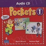 Pockets 1 Class Audio CD