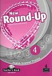New Round Up 4 Teacher's Book plus Audio CD