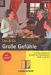 Lektury z CD dla młodzieży i dorosłych Grosse Gefuehle (S. II)