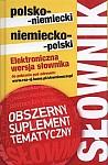 Słownik z suplementem tematycznym polsko-niemiecki, niemiecko-polski