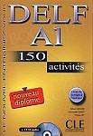 DELF A1 - 150 activites livre livre + CD gratis