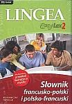 Lingea EasyLex 2 Słownik francusko polski polsko francuski (Płyta CD)
