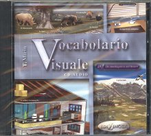 Vocabolario visuale CD audio