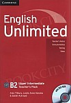 English Unlimited B2 Upper Intermediate książka nauczyciela